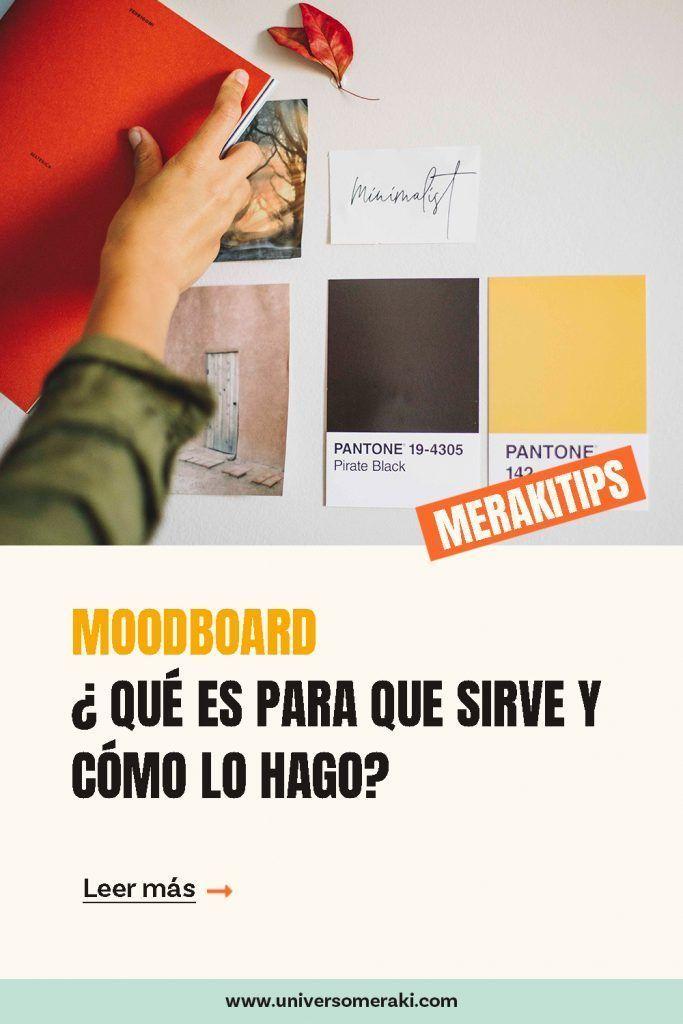 moodboard qué es para qué sirve y cómo lo hago