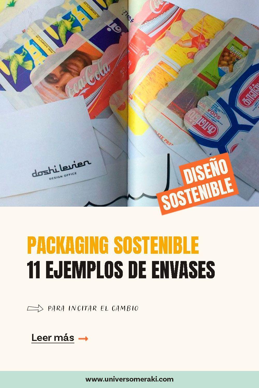 11 ejemplos de packaging sostenible