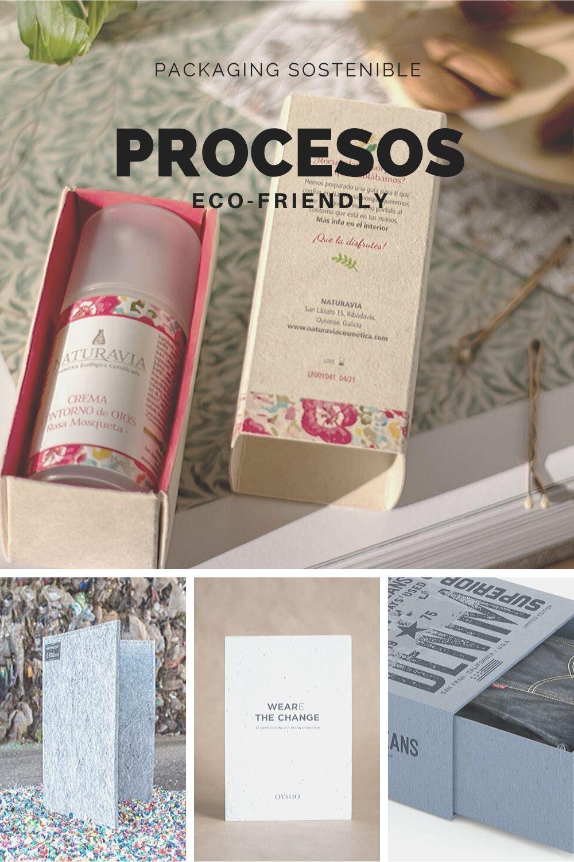 Ejemplos de productos que siguen procesos eco-friendly