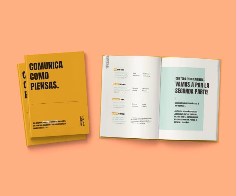 Guía: Comunica como piensas