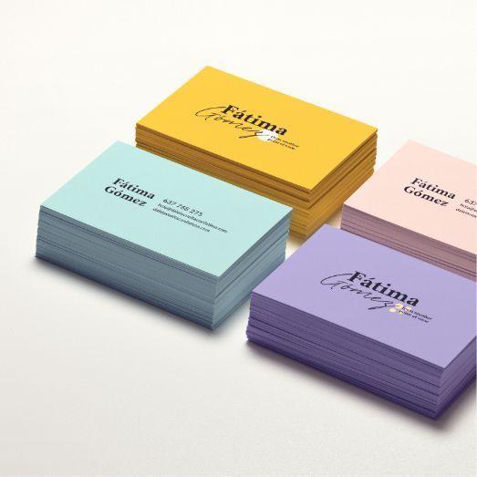 Fátima Gómez - Branding y Diseño web